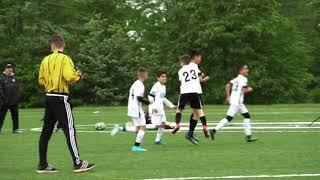 Nick Rushton Soccer - 06 US Soccer DA - spring 2018 game tying goal