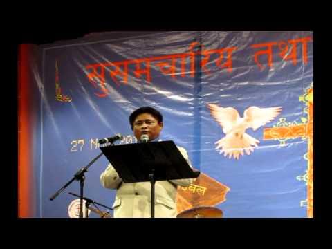 Rev. Victor Moktan Preaching Gods Powerful Message in Hong Kong Full