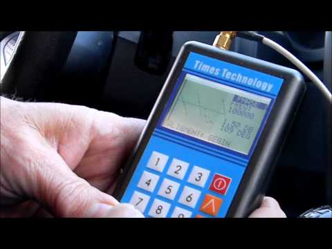 Amateur Radio 2 Meter & 70 CM Testing With VHF/UHF Antenna Analyzer.wmv