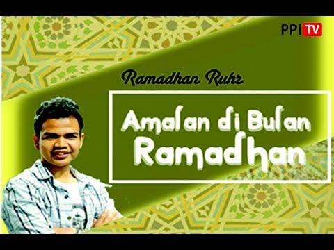 [RAMADHANRUHR]- Amalan di bulan Ramadhan