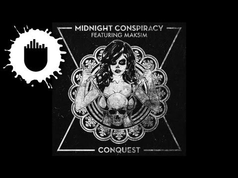 Midnight Conspiracy feat. Maksim - Conquest (Cover Art)