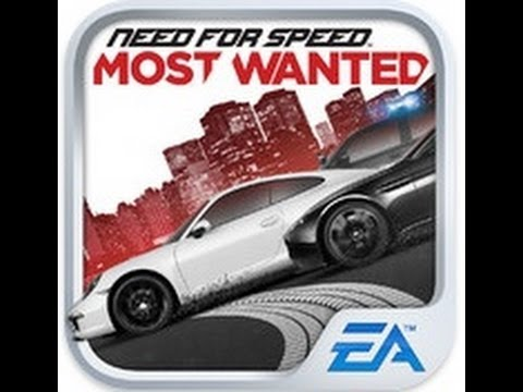 NFS Most Wanted   Need for Speed Most Wanted iPad App Review - CrazyMikesapps