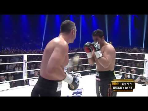 Vitali Klitschko vs Manuel Charr HBO