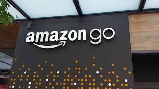 Amazon Go התנסות ראשונה אמזון גו