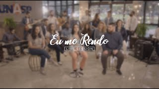 Eu me rendo | Vocal Livre ft. Michely Manuely (Cover Video)