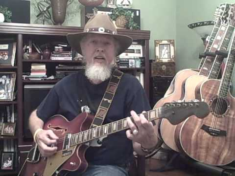 Baby What You Want Me To Do Jimmy Reed Sherrill Wallace cover