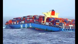 Top 10 Large Ships Crash! Ships Collision
