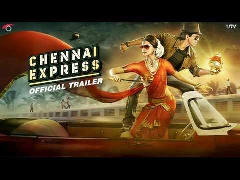Chennai Express | Official Trailer 2013 | Shah Rukh Khan | Deepika Padukone video