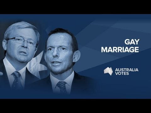 Leaders Debate: Gay marriage