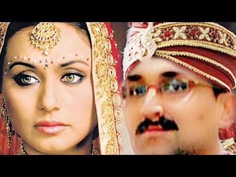 Truth Behind Rani Mukerji - Aditya Chopra Secret Wedding!