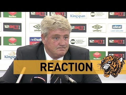 Hull City v Crystal Palace | Reaction With Steve Bruce