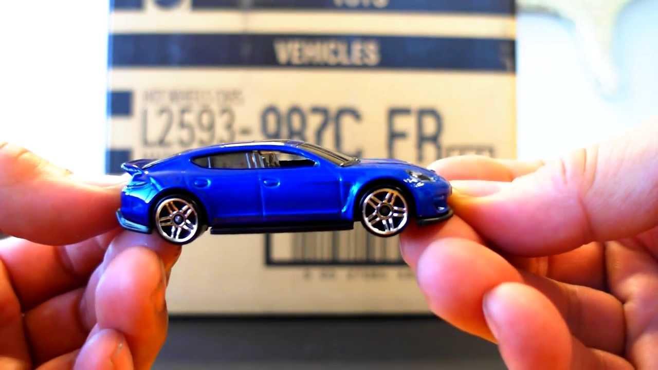 quickie car review 2014 hot wheels porsche panamera