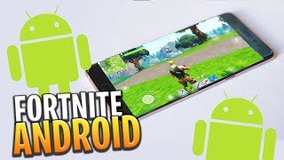 Fortnite Android - How to Download Fortnite On Android (Fortnite Mobile Android)