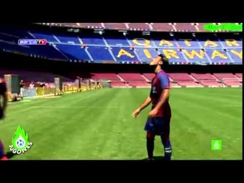 Presentation Of Luis Suarez in FC Barcelona تقديم لويس سواريز في برشلونة