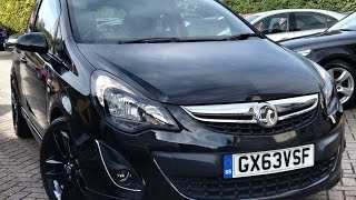 Vauxhall Corsa 1.2 Limited Edition 3dr for Sale at CMC-Cars, Near Brighton, Sussex