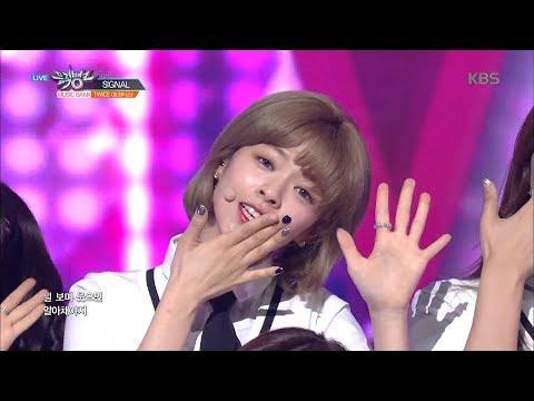 뮤직뱅크 Music Bank - SIGNAL - TWICE(트와이스).20170526
