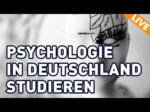 """Psychologie in Deutschland studieren! """"Nicht verzagen, Peter fragen"""""""