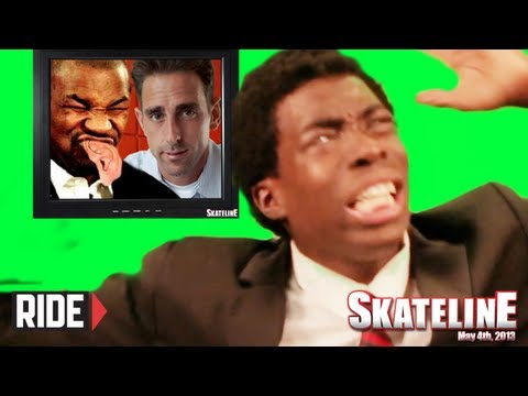 &quot;Merry Christmas Eve&quot; - SKATELINE BLOOPERS