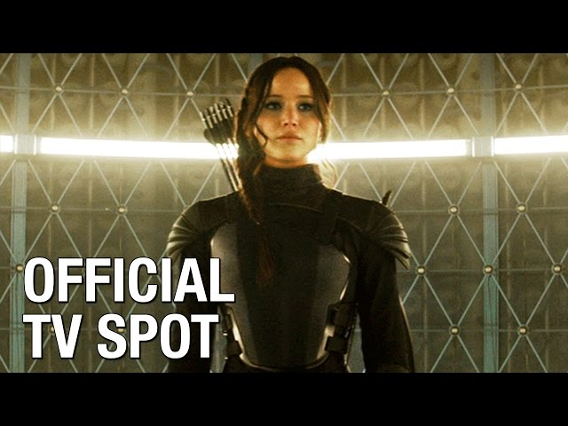 "The Hunger Games: Mockingjay Part 1 – ""No More Games"" Official TV Spot"
