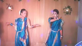 Bangla girl Dance party