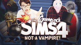 Ist Franz jetzt tot? 🎈 ★ Die Sims 4 VAMPIRES | #64