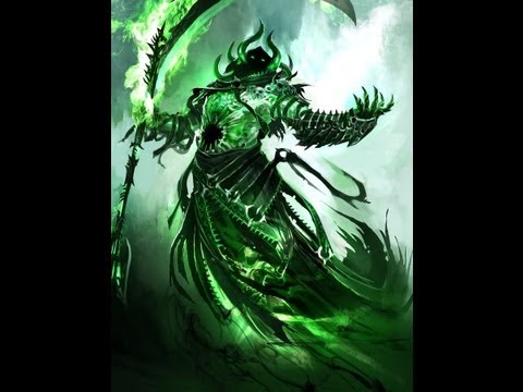 Guild Wars 2 - the ultimate necromancer damage hybrid (tutorial)