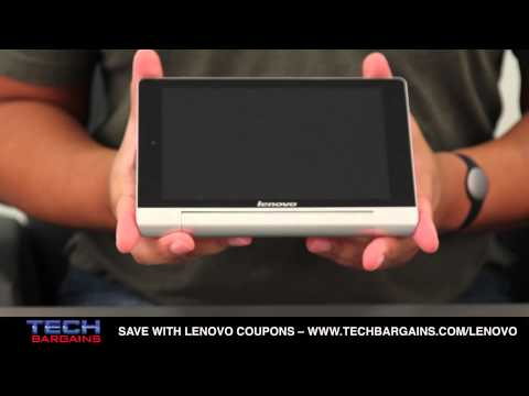 Lenovo Yoga Tablet 8 and Tablet 10 Unboxing (HD)