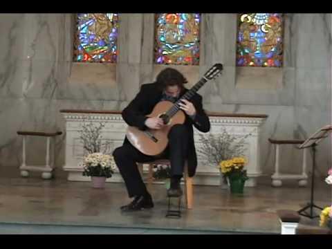 Dionisio Aguado -Tres Rondos Brillantes Op. 2 - Rondo No. 1 - Polonaise (E Major)