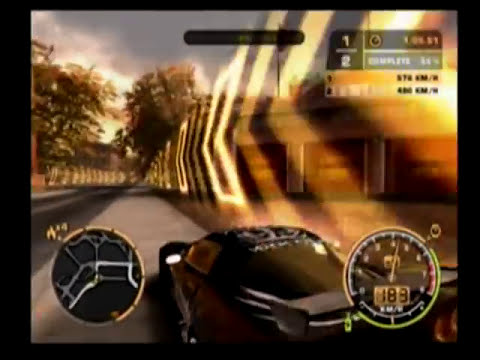 Need for Speed Most Wanted - JV