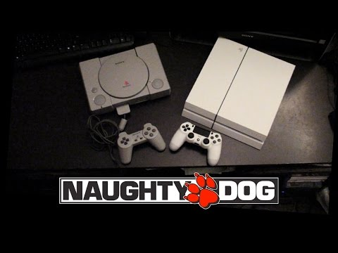 How Naughty Dog Defined The PlayStation