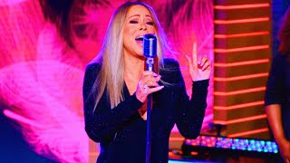 "Mariah Carey Vocal Showcase - ""With You"" & More! (GMA 2018)"