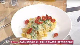 Pasta ripiena o pasta non ripiena? Le ricette dello chef - TuttoChiaro 06/08/2019