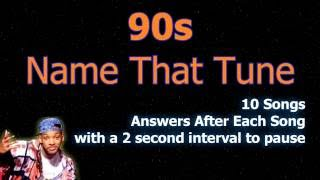 Name That Tune - 90s - Episode 1