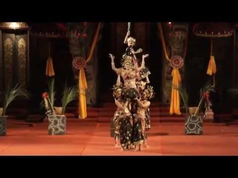 Pkb.2014, Tari Kreasi Baru Gianyar.(bali Arts Festival) video