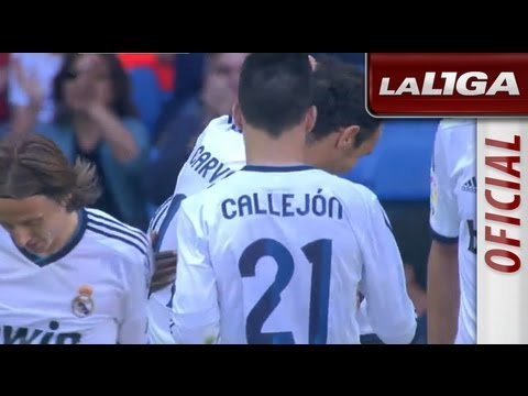 Resumen de Real Madrid (4-2) Osasuna - HD - Highlights