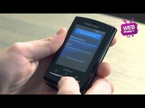 Sony Ericsson Xperia X10 Mini Pro - recenzja. Mobzilla odc. 17
