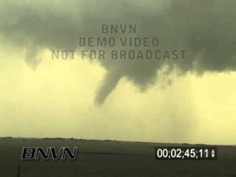 5/26/2004 Redrock OK Tornado Video