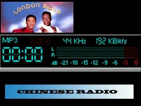 London Boys - Chinese Radio (HQ audio 1988)