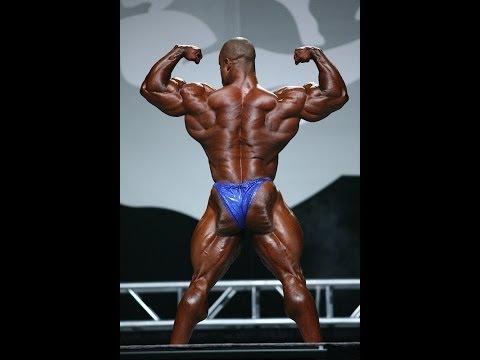 Тренировка спины, широчайшие. Рассказывает и показывает Виктор Мартинес (Victor Martinez)