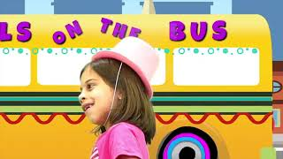 Wheels on the Bus 2 | Kids Nursery Rhymes and Songs