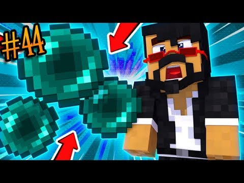 Minecraft: MOST UNLUCKY PERSON IN THE WORLD - Skybounds Ep. 44