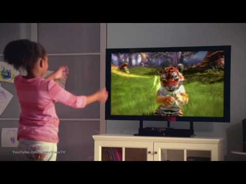 Xbox 360: Kinect - E3 2010: All Up Montage | HD