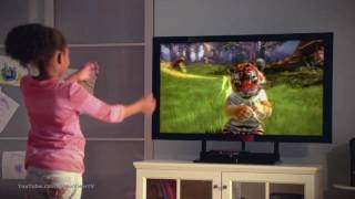 Download Xbox 360: Kinect - E3 2010: All Up Montage   HD 3Gp Mp4