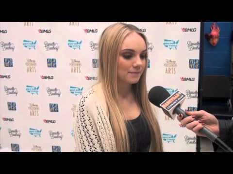 Danielle Bradbery on her Music is our Schools Tour