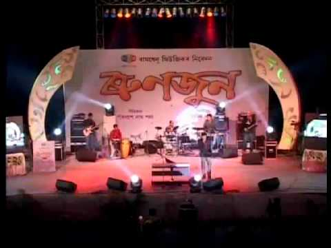Runjun - Audio Release Ceremony - Zubeen Garg Live - Runjun Nupure Mate video