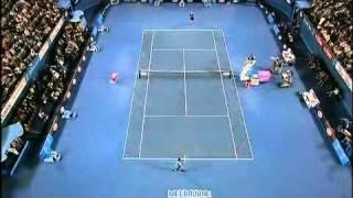 Fernando Gonzalez vs Roddick 2010 Australian Open 5.