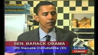 "Obama 2004: ""I Am Not A Supporter Of Gay Marriage"""