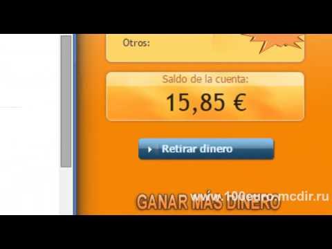 Заработок на Европейском сайте от 100 € на полуавтомате