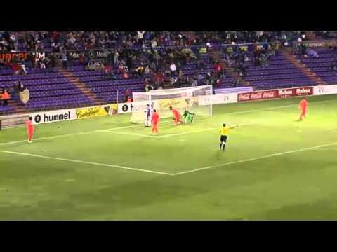 Valladolid vs Barça B [7-0][21-12-2014] All Goals