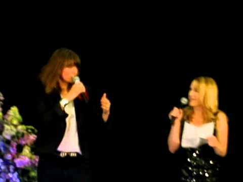 Xena Con 2012 - Xena & Gabrielle Marriage Proposal (lucy Lawless & Renee O'connor) video